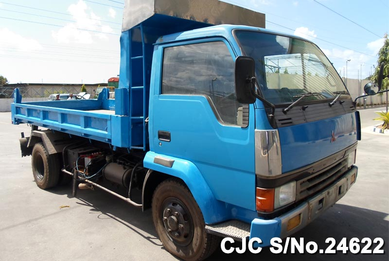 Mitsubishi / Fuso Fighter 1992 7.6 Diesel