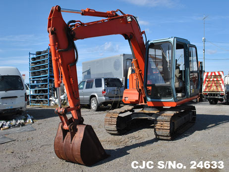 Hitachi / Excavator   Diesel