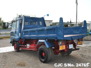 Import Hino Ranger from Japan