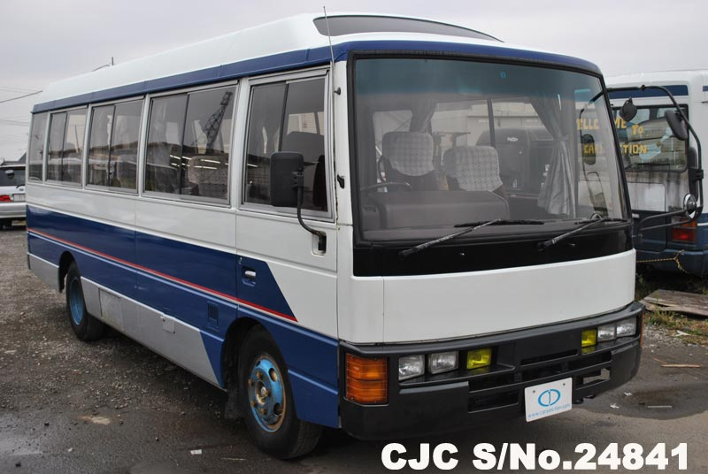 Nissan / Civilian 1988 4.2 Diesel