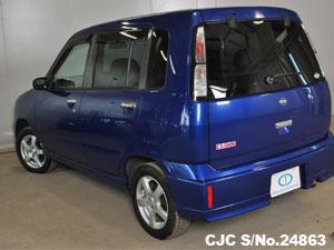 Japanese Nissan Cube