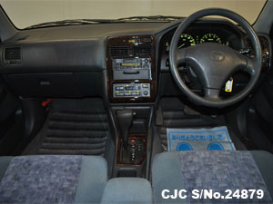Japanese Used Toyota Carina Steering view