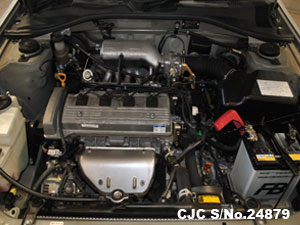 Japanese Used Toyota Carina Engine View