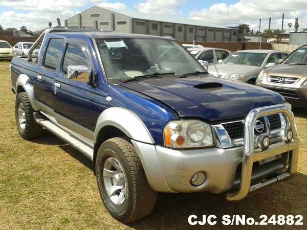 Nissan / Navara 2002 2.5 Diesel