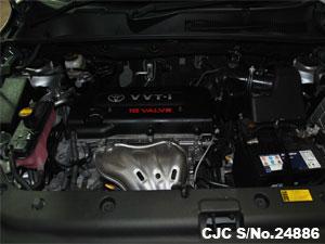 Engine View of Toyota Rav4