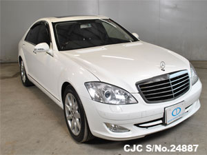 Mercedes Benz S500 for Kenya