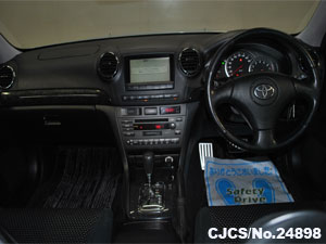 Japanese Used Toyota Verossa Steering view