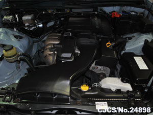 Japanese Used Toyota Verossa Engine View