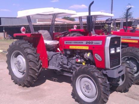 Massey Ferguson / MF-260 2013 2.5 Diesel