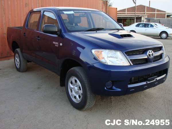 Toyota / Hilux 2008 2.5 Diesel