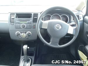 Import Nissan Tiida Latio