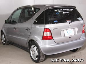 Mercedes Benz A160 in Botswana