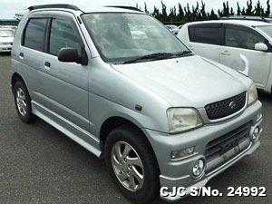 Japanese Used Daihatsu Terrios Kid for Sale