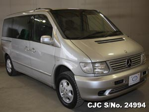 Used Mercedes Benz V230 for sale