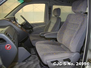 Import Benz V230
