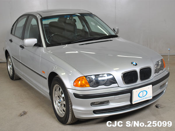 1999 Bmw 3 Series Silver For Sale Stock No 25099 Japanese