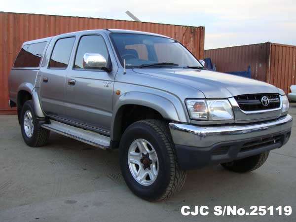 Toyota / Hilux 2002 2.5 Diesel