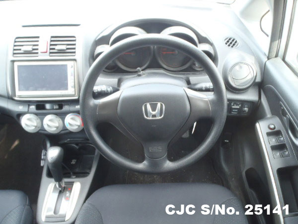 Import Honda Airwave