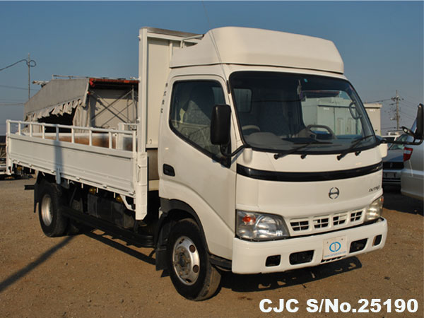Hino Cars from Japan