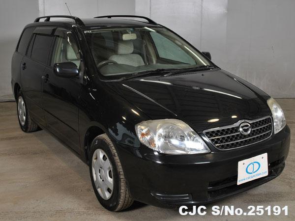 Toyota / Corolla Fielder 2000 1.5 Petrol