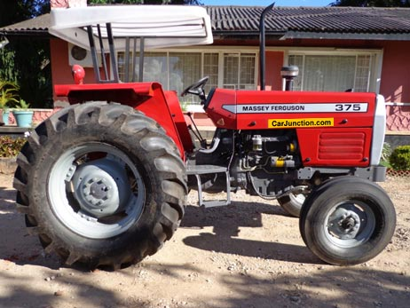Brand New Tractors for Kenya