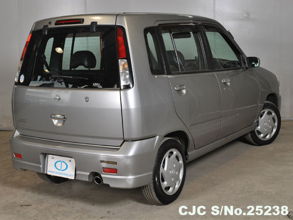 1999 Nissan / Cube Stock No. 25238