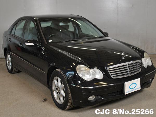 Mercedes Benz / C Class 2003 1.8 Petrol