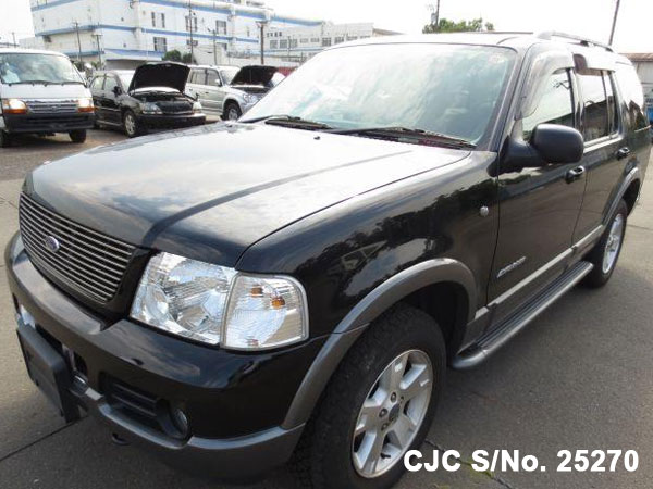 Used Ford Explorer 2800cc