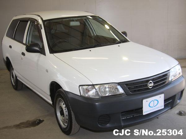 Japanese used Nissan Ad Van