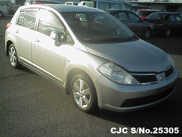 Nissan Tiida for New Zealand