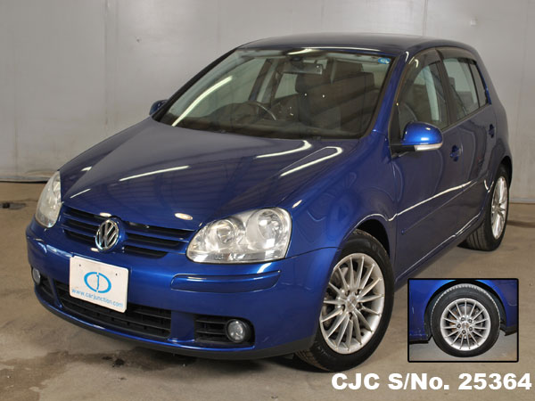 Used Volkswagen Golf 2800cc
