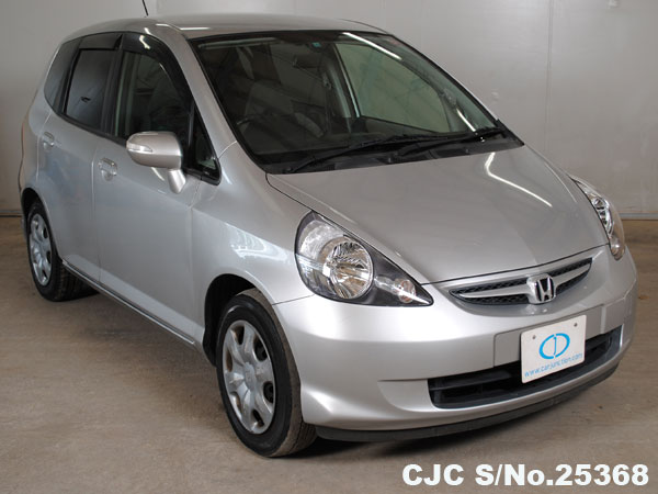 Honda Fit Jazz for New Zealand
