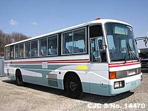 Mitsubishi / Fuso 1989 16.3 Diesel