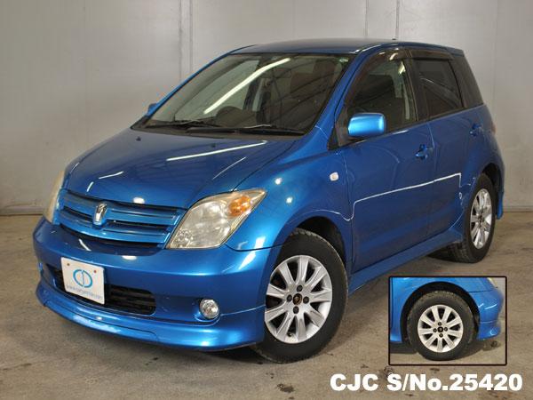 2003 Toyota / IST Stock No. 25420