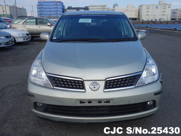 Nissan / Tiida 2006 1.5 Petrol