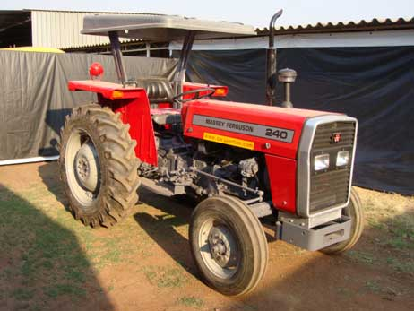 Massey Ferguson / MF-240 2005 2.5 Diesel