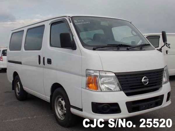 Nissan Caravan  for Kenya