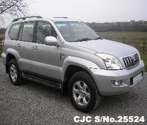Toyota / Land Cruiser Prado 2004 3.0 Diesel