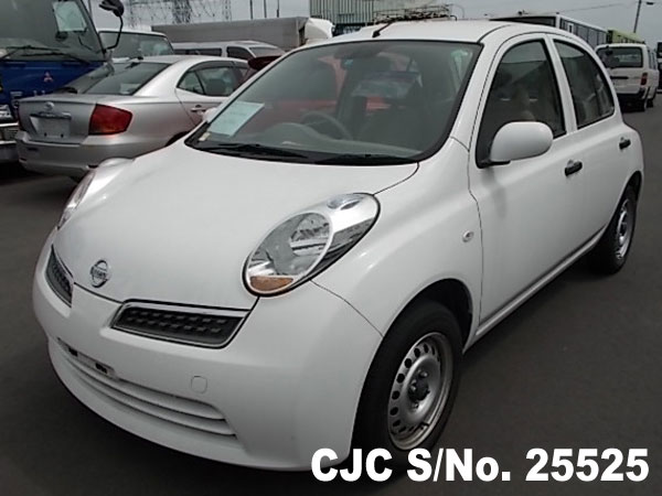 Used Nissan March 2800cc