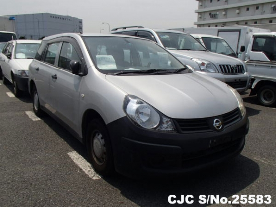 2008 Nissan / AD Van Stock No. 25583