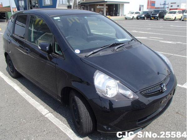 2007 Honda Fit Black for sale | Stock No. 25584 | Japanese ...