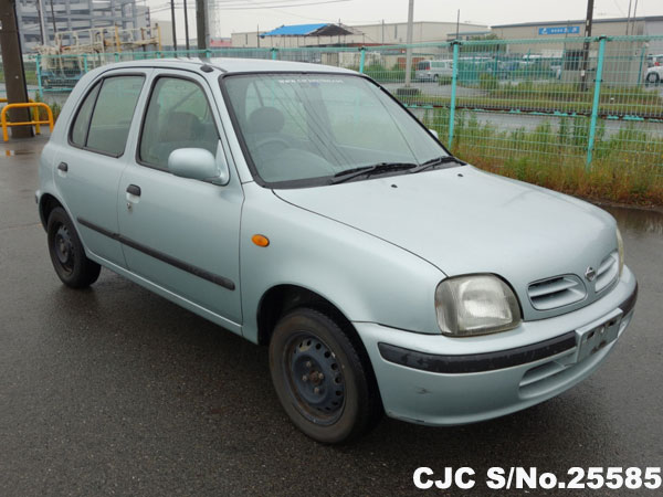 Nissan / March 1999 1.0 Petrol
