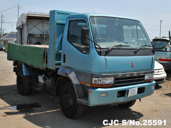 Mitsubishi / Fuso Fighter 1997 8.2 Diesel