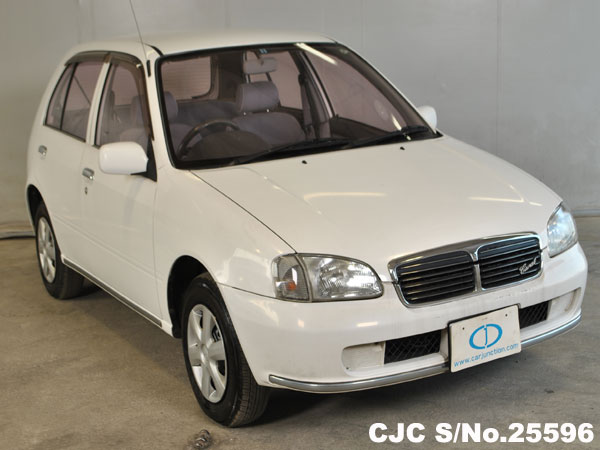 Toyota / Starlet 1999 1.3 Petrol