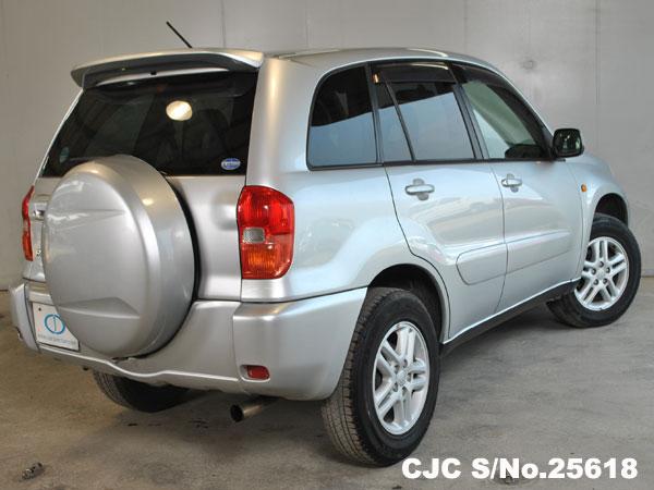 Import Japanese Toyota Rav4