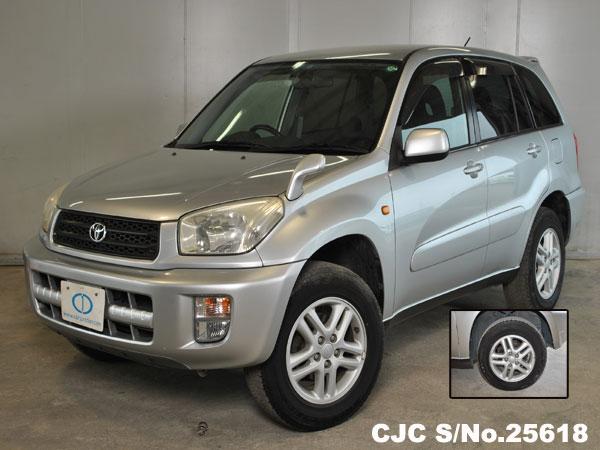 Find Japanese Toyota Rav4