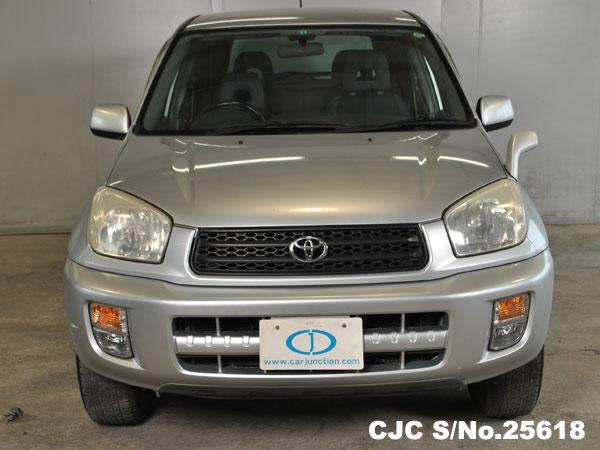 Front View Toyota Rav4