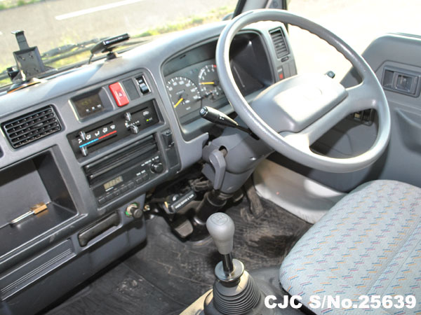 Steering View Toyota Toyoace