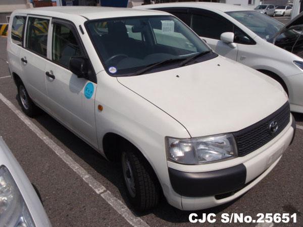Toyota / Probox 2008 1.3 Petrol