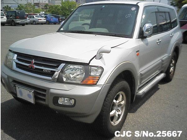 Find Japanese Mitsubishi Pajero